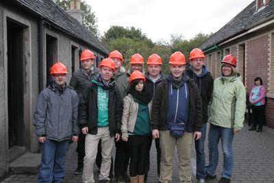 Besuch im Mining Museum