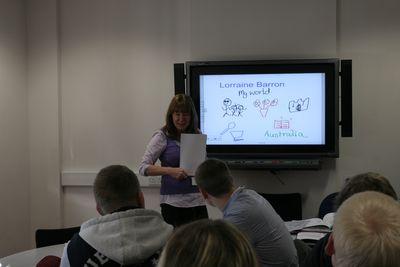 Englischunterricht in Schottland