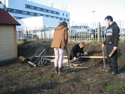 Gardening - Eines von mehreren Langzeitprojekten