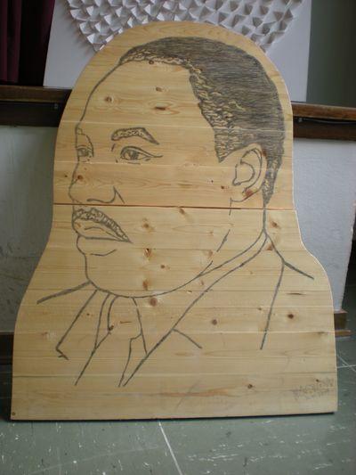 Sein Tag wurde begangen: Martin-Luther-King
