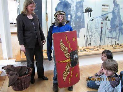 Ein echter Römer!