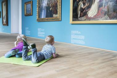 LWL diskutiert: Kinder und Jugendliche sollen ab April nächsten Jahres freien Eintritt in den 18 Museen des Landschaftsverbandes Westfalen-Lippe (LWL) bekommen.<br>Foto: LWL/Hanna Neander