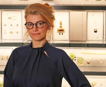 Doreen Mölders wird neue Leiterin des LWL-Museums für Archäologie in Herne.<br>Foto: smac/ Annelie Blasko
