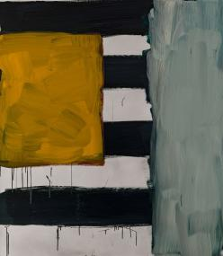 Sean Scully, Window With, 2015, © Sean Scully, courtesy KEWENIG and the artist.<br>Foto: Christoph Knoch