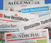 Presse in Westfalen