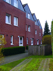 Das Foto zeigt das Gebäude des Psychosozialen Trägerverbunds Dortmund GmbH.