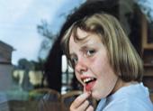 Foto: Ein junges Mädchen.