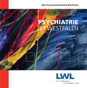 """Das Foto zeigt das Titelbild der Broschüre """"Psychiatrie in Westfalen""""."""