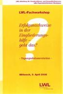 Das Foto zeigt das Titelbild der Broschüre.