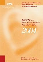 Das Foto zeigt das Titelbild des Berichtes der Beschwerdekommission für das Jahr 2004.