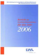 Das Foto zeigt das Titelbild des Berichtes der Beschwerdekommission für das Jahr 2006.