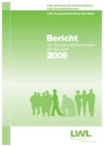 Das Foto zeigt das Titelbild des Berichtes der Beschwerdekommission für das Jahr 2009