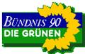 Logo: Bündnis 90 /Die Grünen