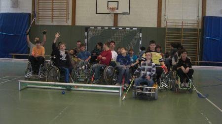 Das ist unsere Hockeymannschaft aus Bochum Langendreer.