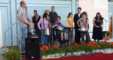 Die Sambagruppe