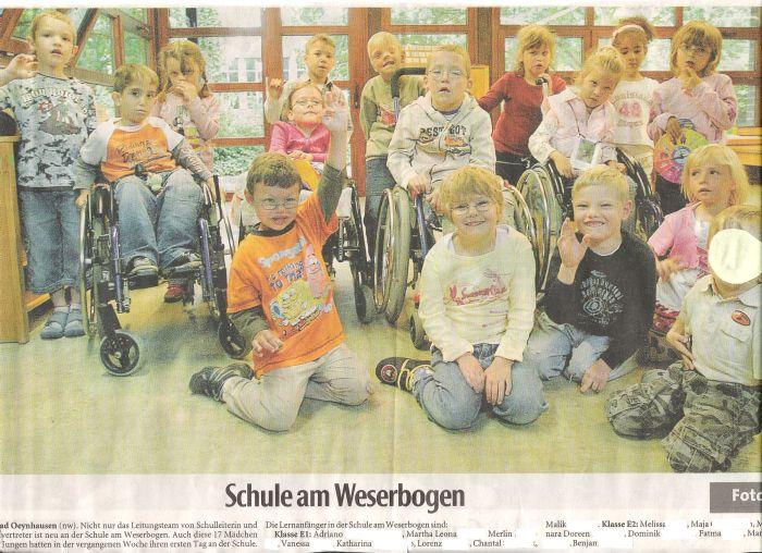 Neue Westfälische 15.08.2007