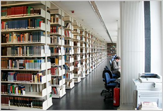 Bibliothek der Volkskundlichen Kommission und des Seminars für Volkskunde