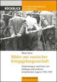 Buchumschlag: Bilder aus russische Kriegsgefangenschaft