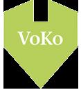 Logo der VOKO