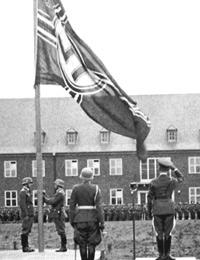 Einweihung des Fliegerhorstes Gütersloh am 24.04.1937 / Gütersloh, Stadtarchiv, Fotosammlung