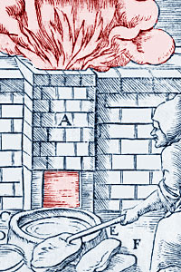 Georg Agricola, De re metallica, Libri XII [...] 1561 (bearb. Vorlage)