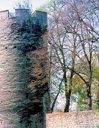 Der Kattenturm - Teil der Soester Stadtbefestigung (Ausschnitt)/ Münster, LWL-Medienzentrum für Westaflen