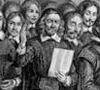 Beschwörung des Friedens zwischen Spanien und den Niederlanden, 1648 (Ausschnitt) / Münster, Westfälisches Landesmuseum für Kunst und Kulturgeschichte Münster, K 65-758 LM