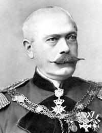 Burghard Freiherr von Schorlemer-Alst (1825-1895) / Foto: Beiträge zur Geschichte des westfälischen Bauernstandes, Berlin 1912