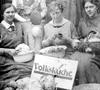Volksküche in Lüdenscheid während des Ersten Weltkriegs (Ausschnitt) / Lüdenscheid, Stadtarchiv