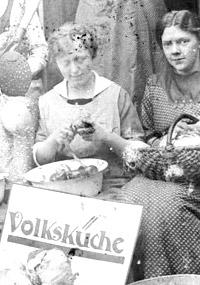 Volksküche in Lüdenscheid / Stadtarchiv Lüdenscheid