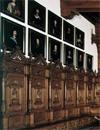 Der Friedenssaal im Rathaus zu Münster, 1997 (Ausschnitt) / Foto: Münster, Westfälisches Landesmedienzentrum/O. Mahlstedt, 10_3025