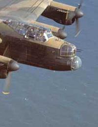 Kanzel einer Lancaster der Royal Air Force, Zweiter Weltkrieg / Foto: Hagen, Historisches Centrum