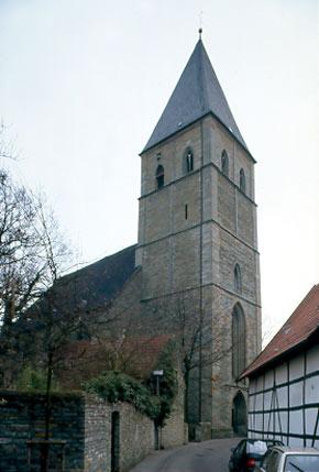 Soest, St. Pauli-Kirche