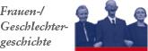 Logo des Schwerpunkts 'Frauen- und Geschlechtergeschichte' / Festgesellschaft (bearbeiteter Ausschnitt) / Münster, LWL-Medienzentrum für Westfalen, 06_503