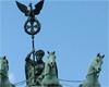 Quadriga auf dem Brandenburger Tor in Berlin, 2006 / Foto: Marcus Weidner