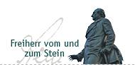 Freiherr vom Stein (1757-1831) - Biografie, Quellen, Bilder, Chronologie, Bibliografie, Denkmäler