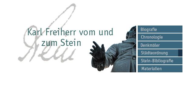 Stein-Denkmal in Berlin / Foto, Bearbeitung: Marcus Weidner, Münster