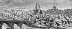 Stadt Minden (Ausschnitt), 1797