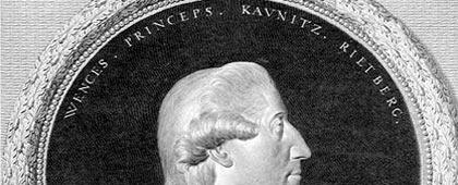 Wenzel Anton Fürst zu Kaunitz-Rietberg (Ausschnitt), 1781