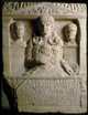 Grabstein des Marcus Caelius, gefunden vermutlich am Fürstenberg bei Xanten