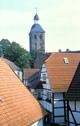 Die evangelische Stadtkirche von Tecklenburg, Nordseite