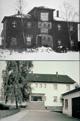 Ehemaliges Torhaus des KZ Niederhagen/Wewelsburg in der Nachkriegszeit