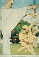 Der 'Preußenschlag': Karikatur im Kladderadatsch, Nr. 33, 24.08.1932, 'Austreibung aus dem Preußenparadies'