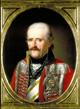 Gebhard Leberecht Blücher als Generalleutnant der Demarkationstruppen, um 1804