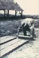 Arbeiten bis zum Brand: Das Trocknen der Ziegel