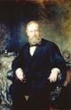 Porträt des Kommerzienrats Friedrich Hermann Herbers, 1894