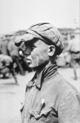 Sowjetischer Kriegsgefangener im Stalag 326 (VI K) Senne im Herbst 1941