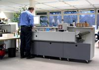 Der Scanjob: Hochleistungsscanner bei der Firma ratiodata in Münster