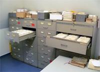Die aufgelöste Kartei im LWL-Archivamt für Westfalen