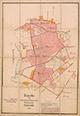 Gütersloh: Lageplan des Geländes der Provinzial-Heilanstalt Gütersloh, 1917-03-31